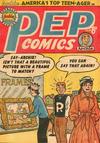 Cover for Pep Comics (H. John Edwards, 1951 series) #39