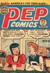 Cover for Pep Comics (H. John Edwards, 1951 series) #31