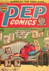 Cover for Pep Comics (H. John Edwards, 1951 series) #28