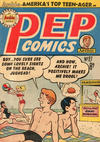 Cover for Pep Comics (H. John Edwards, 1951 series) #27