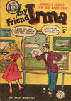 Cover for My Friend Irma (Horwitz, 1950 ? series) #13