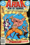 Cover for Arak / Son of Thunder (DC, 1981 series) #24 [Canadian]