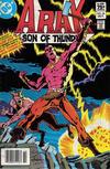 Cover Thumbnail for Arak / Son of Thunder (1981 series) #26 [Canadian]