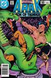 Cover Thumbnail for Arak / Son of Thunder (1981 series) #27 [Canadian]