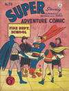 Cover for Super Adventure Comic (K. G. Murray, 1950 series) #39