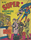 Cover for Super Adventure Comic (K. G. Murray, 1950 series) #32 [Price difference]
