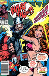 Cover for What The--?! (Marvel, 1988 series) #8 [Newsstand]