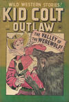 Cover for Kid Colt Outlaw (Superior Publishers Limited, 1949 series) #6
