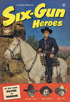 Cover for Six-Gun Heroes (Export Publishing, 1950 series) #3