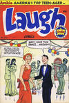 Cover for Laugh Comics (Bell Features, 1948 series) #35
