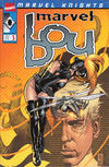 Cover for Marvel Boy (Panini France, 2001 series) #3
