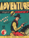 Cover for Adventure (Frank Johnson Publications, 1946 series)