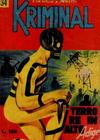 Cover for Kriminal (Editoriale Corno, 1964 series) #34
