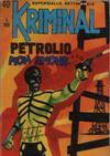 Cover for Kriminal (Editoriale Corno, 1964 series) #40