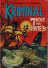 Cover for Kriminal (Editoriale Corno, 1964 series) #41