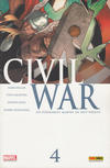 Cover for Civil War (Panini France, 2007 series) #4