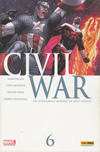 Cover for Civil War (Panini France, 2007 series) #6