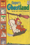 Cover Thumbnail for Casper's Ghostland (1959 series) #1 [35 cent price variant]