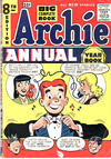 Cover for Archie Annual (Archie, 1950 series) #8 [35¢]