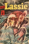 Cover for Lassie (Cleland, 1955 series) #1
