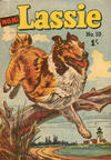 Cover for Lassie (Cleland, 1955 series) #10