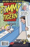 Cover for Tommy og Tigern (Bladkompaniet / Schibsted, 1989 series) #11/2001