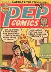 Cover for Pep Comics (H. John Edwards, 1951 series) #51
