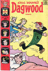 Cover for Chic Young's Dagwood Comics (Harvey, 1950 series) #122 [35¢ Variant]
