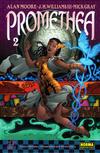 Cover for Promethea (NORMA Editorial, 2007 series) #2