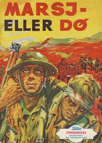 Cover Thumbnail for Commandoes (Fredhøis forlag, 1962 series) #v2#25