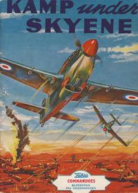 Cover for Commandoes (Fredhøis forlag, 1962 series) #v2#30