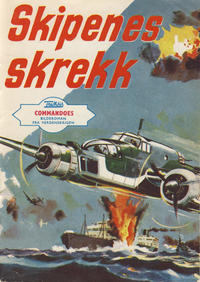 Cover Thumbnail for Commandoes (Fredhøis forlag, 1962 series) #v2#35