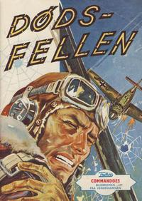 Cover Thumbnail for Commandoes (Fredhøis forlag, 1962 series) #v2#40