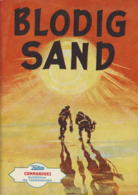 Cover Thumbnail for Commandoes (Fredhøis forlag, 1962 series) #v2#41