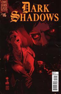 Cover Thumbnail for Dark Shadows (Dynamite Entertainment, 2011 series) #16