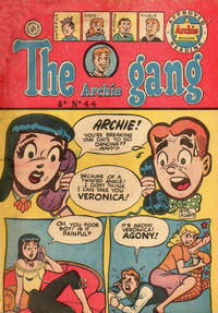 Cover Thumbnail for The Archie Gang (H. John Edwards, 1950 ? series) #44