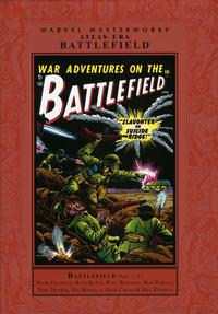 Cover Thumbnail for Marvel Masterworks: Atlas Era Battlefield (Marvel, 2011 series) #1 [Regular Edition]