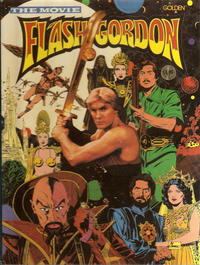 Cover Thumbnail for Flash Gordon (Western, 1980 series) #13743