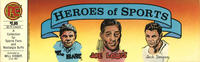 Cover Thumbnail for Heroes of Sports (Pacific Comics, 1984 series)