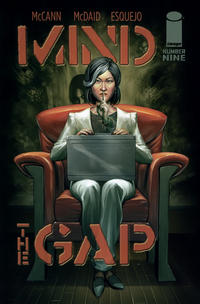 Cover Thumbnail for Mind the Gap (Image, 2012 series) #9 [Variant Cover by Sonia Oback]