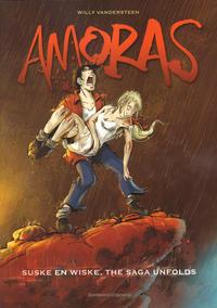 Cover Thumbnail for Amoras (Standaard Uitgeverij, 2013 series) #1 - Suske