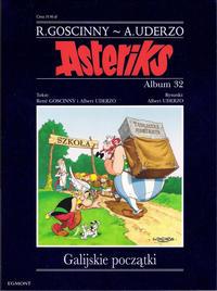 Cover Thumbnail for Asteriks (Egmont Polska, 1997 series) #32 - Galijskie początki