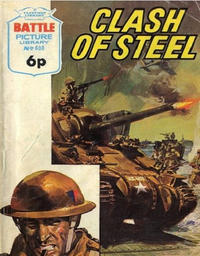 Cover Thumbnail for Battle Picture Library (IPC, 1961 series) #608