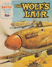 Cover Thumbnail for Battle Picture Library (IPC, 1961 series) #563