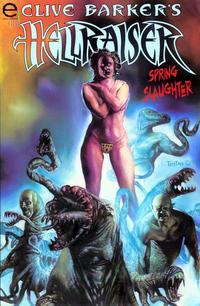 Cover Thumbnail for Clive Barker's Hellraiser Spring Slaughter (Marvel, 1994 series)