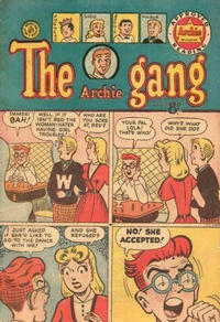 Cover Thumbnail for The Archie Gang (H. John Edwards, 1950 ? series) #45