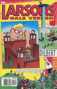 Cover Thumbnail for Larsons gale verden (Bladkompaniet, 1992 series) #10/2001