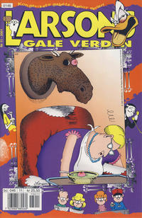 Cover Thumbnail for Larsons gale verden (Bladkompaniet / Schibsted, 1992 series) #11/2001