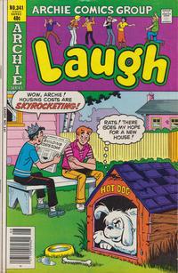 Cover Thumbnail for Laugh Comics (Archie, 1946 series) #341