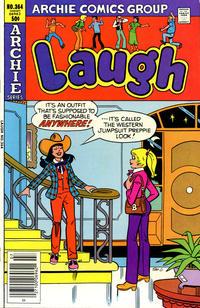 Cover Thumbnail for Laugh Comics (Archie, 1946 series) #364